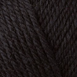 Wool 85 schwarz 00299