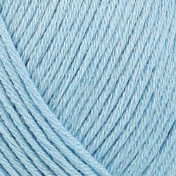 Cotton Bamboo 01054 | hellblau