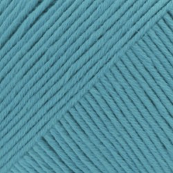 Safran 30 türkiis uni colour