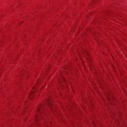Brushed Alpaca Silk punane...