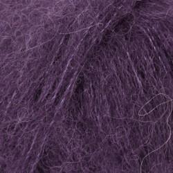 Brushed Alpaca Silk violett...