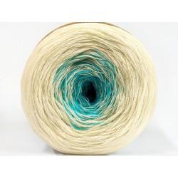 Cakes Cotton Fine Turquoise...