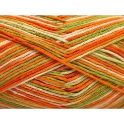 Natural Cotton Color Orange...
