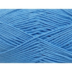 Cotton Bamboo Light Blue 41448