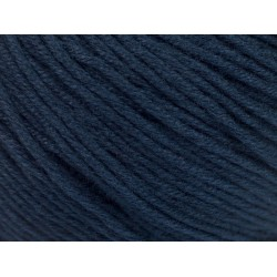 Cotton Bamboo Light Navy 50549
