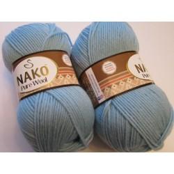 Pure Wool 10482  bali sinine