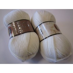 Pure Wool 208 valge