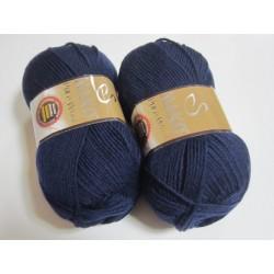 Pure Wool 2418 tumesinine
