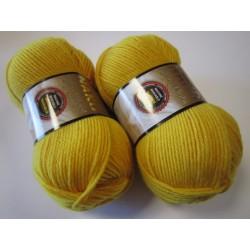 Pure Wool 11206 kollane