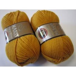 Pure Wool 10429 sinepikollane