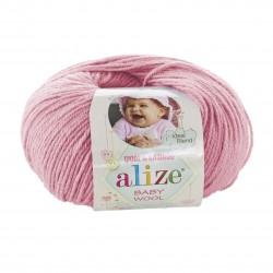 Baby Wool 194 (Roosa)