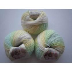 Baby Wool Batik Värv 2131...