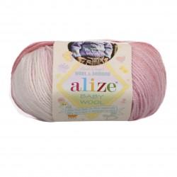 Baby Wool Batik 3565...