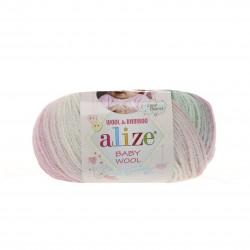 Baby Wool Batik 6541...