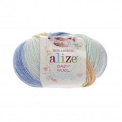 Baby Wool Batik 6539...