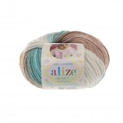 Baby Wool Batik 6320...