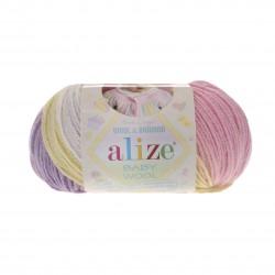 Baby Wool Batik 4006...
