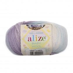 Baby Wool Batik 3566...