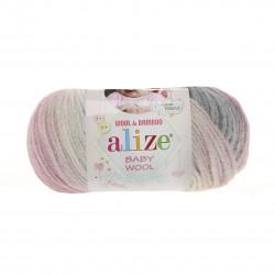 Baby Wool Batik 3245...