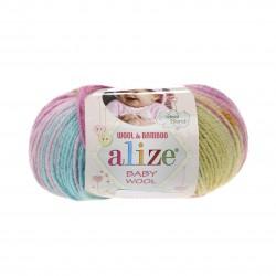 Baby Wool Batik 6550...