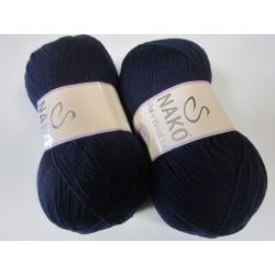 Pure Wool 3,5 2418 tumesinine