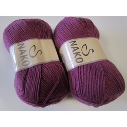 Pure Wool 3,5 569 lilla