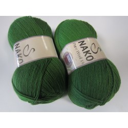 Pure Wool 3,5 5300 roheline