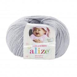 Baby Wool 52 (Helehall)