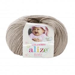 Baby Wool 167 (Hallikasbeež)
