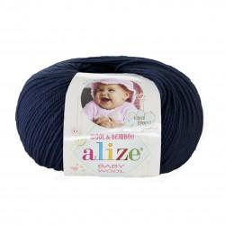 Baby Wool 58 (Tumesinine)