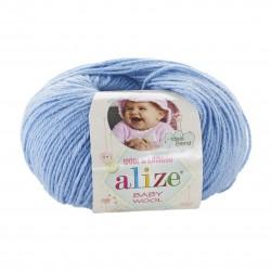 Baby Wool 40 (helesinine)