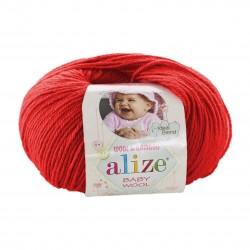 Baby Wool 56 (Punane)