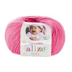 Baby Wool 33 (Erk roosa)