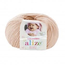 Baby Wool 382 (Roosakas...