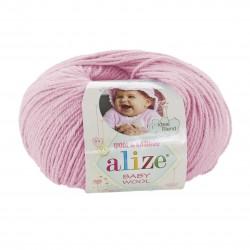 Baby Wool 185 (Heleroosa)