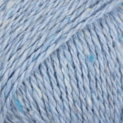 Soft Tweed 11 akvamariin mix