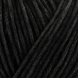 Wool4future 00099 | Black
