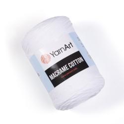 Macrame Cotton 751 lumivalge