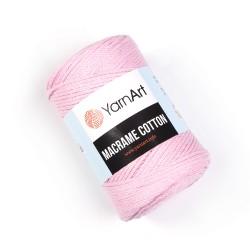 Macrame Cotton 762 roosa