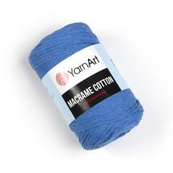 Macrame Cotton 786 sinine