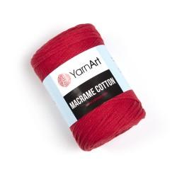 Macrame Cotton 773 punane