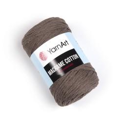 Macrame Cotton 791 pruun