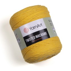Twisted Macrame 764 kollane
