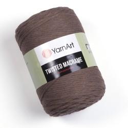 Twisted Macrame 788 pruun