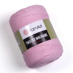 Twisted Macrame 762 roosa