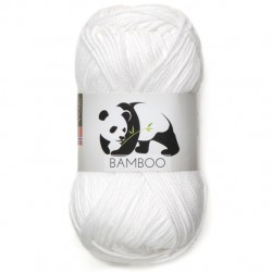 Bamboo 600 valge
